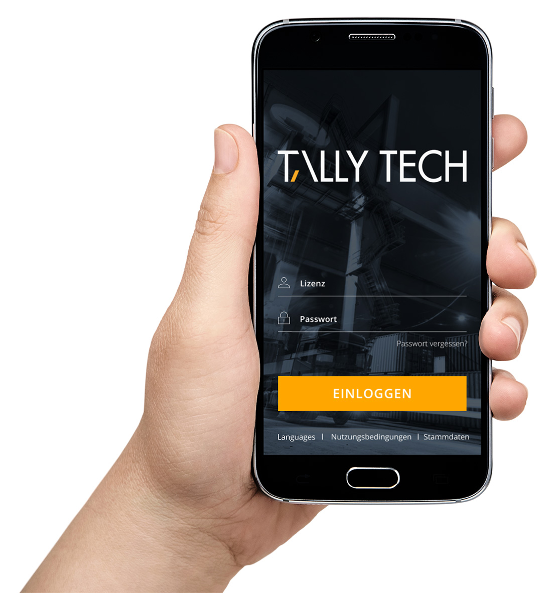 Tally Tech Weighing APP